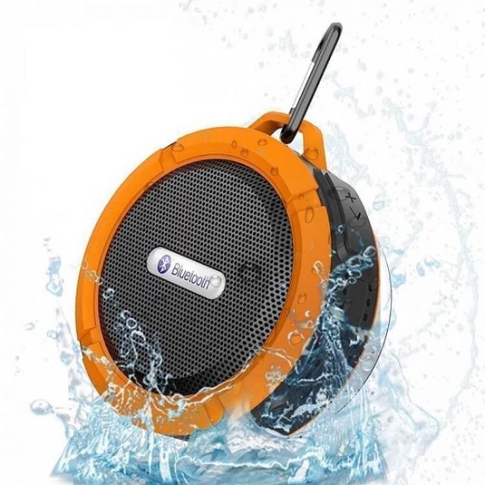 SC6 Promotional Outdoor IPX4 Waterproof Speaker Wireless Bluetooth Speaker with TF card 2