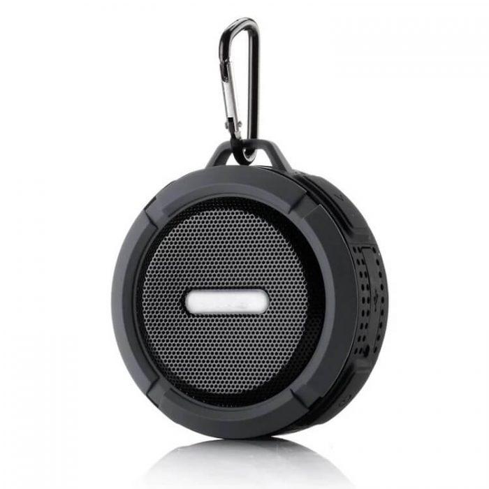 SC6 Promotional Outdoor IPX4 Waterproof Speaker Wireless Bluetooth Speaker with TF card 4