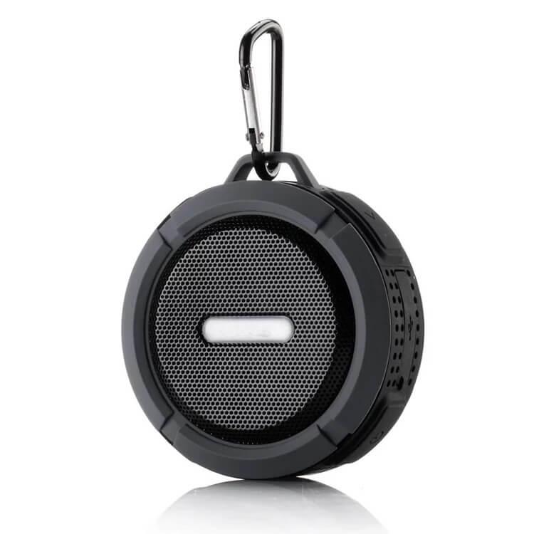 SC6 Promotional Outdoor IPX4 Waterproof Speaker Wireless Bluetooth Speaker with TF card 3