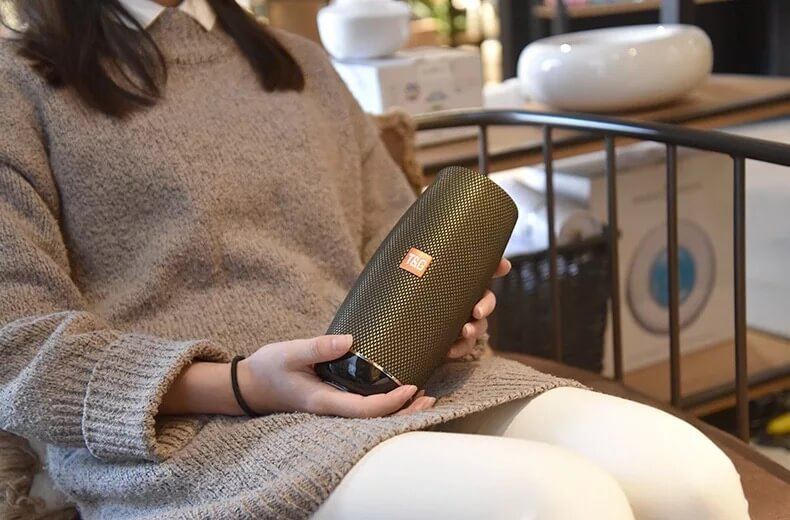 STG108 Latest Wireless Bluetooth Speaker With Super Bass 14