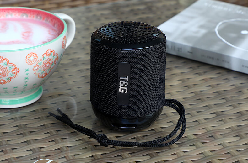 STG129 mini Speaker Outdoor Portable Mini Speakers Wireless Outdoor Portable with TF Card 10
