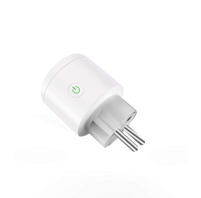 BD-34 Wifi Plug EU Wifi Electrical Outlet 16A EU Socket Outlet 2