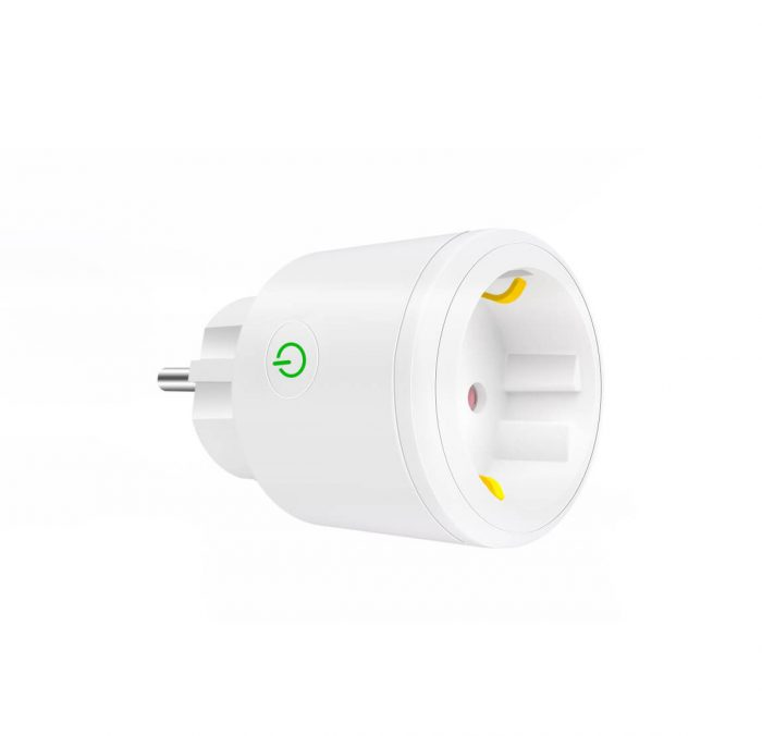 BD-34 Wifi Plug EU Wifi Electrical Outlet 16A EU Socket Outlet 4