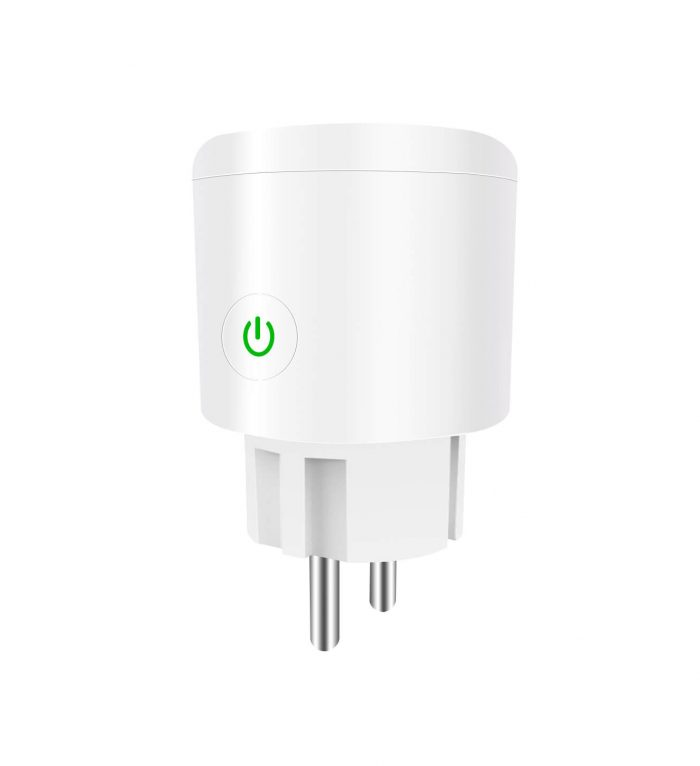 BD-34 Wifi Plug EU Wifi Electrical Outlet 16A EU Socket Outlet 6