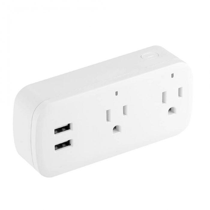 BD-08 Wifi Plug Socket US Wifi Power Outlet with USB 6