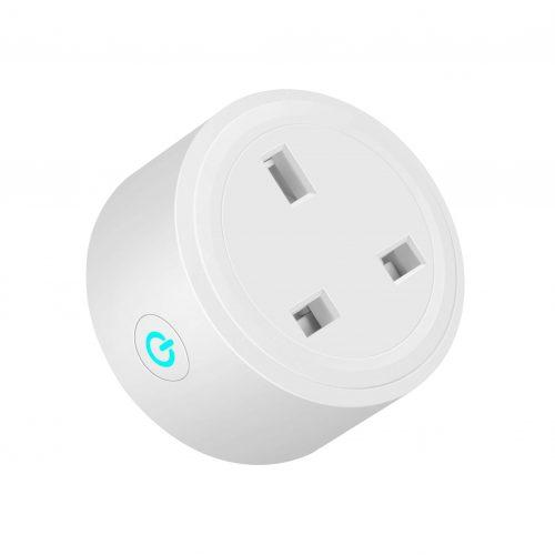 BD-29 Wifi Plug UK Smart Socket On Smart Life APP work with Alexa google home 18
