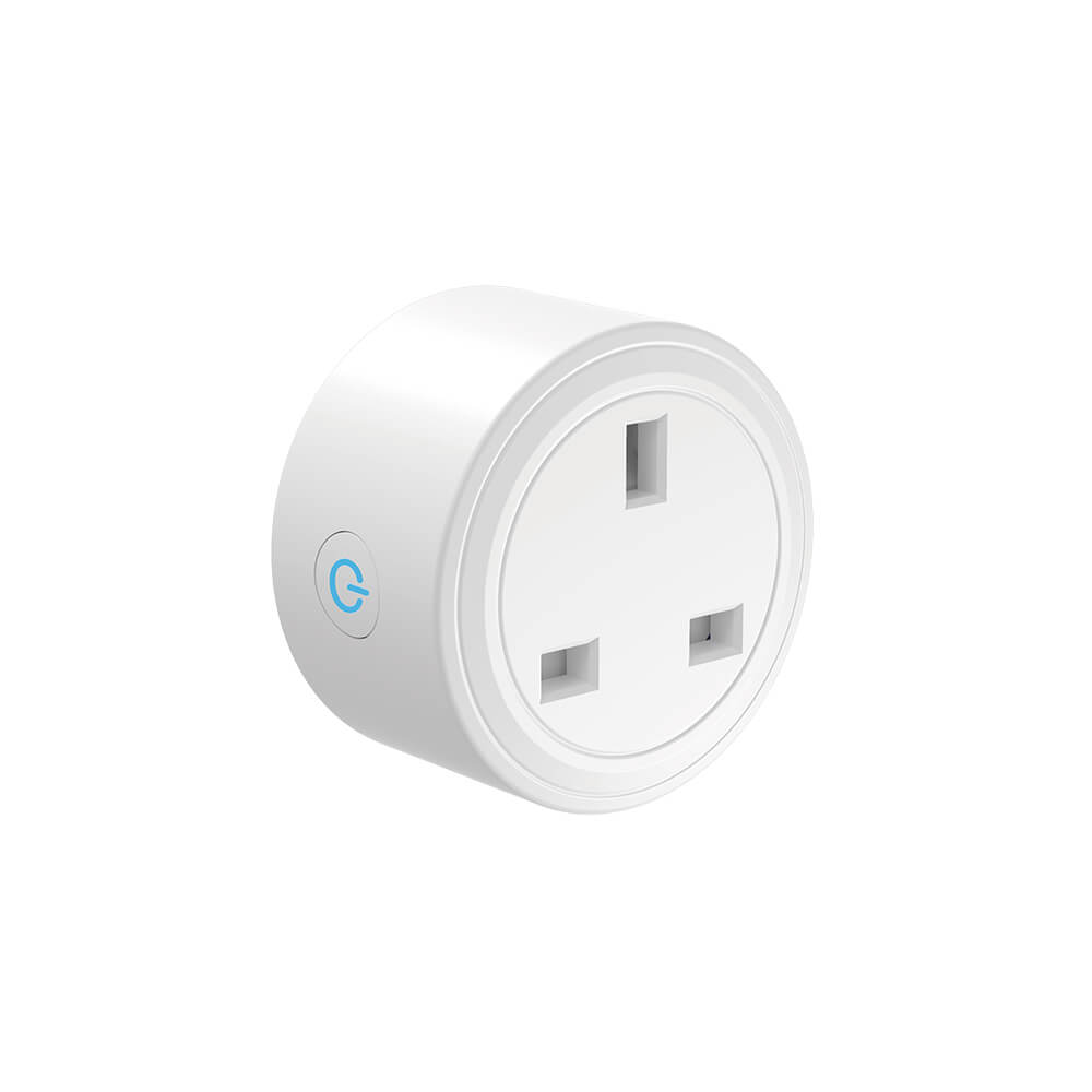 BD-29 Wifi Plug UK Smart Socket On Smart Life APP work with Alexa google home 3