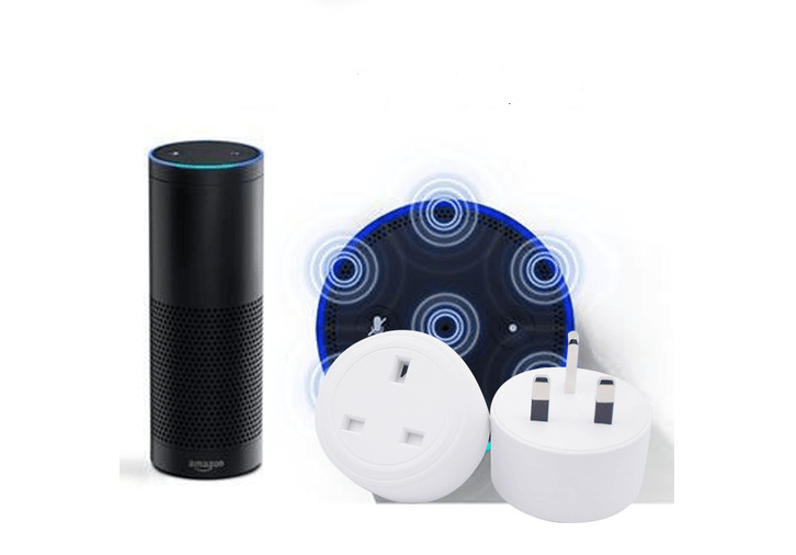 BD-29 Wifi Plug UK Smart Socket On Smart Life APP work with Alexa google home 10