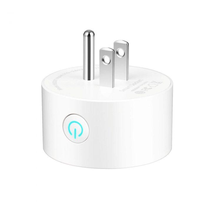 BD-01 110V Wifi Smart Home Plug US Standard Wifi plug Wifi Alexa 2