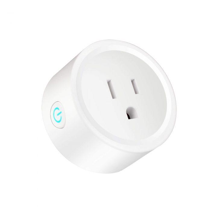 BD-01 110V Wifi Smart Home Plug US Standard Wifi plug Wifi Alexa 4