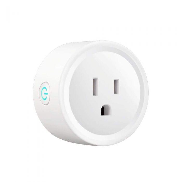 BD-01 110V Wifi Smart Home Plug US Standard Wifi plug Wifi Alexa 6