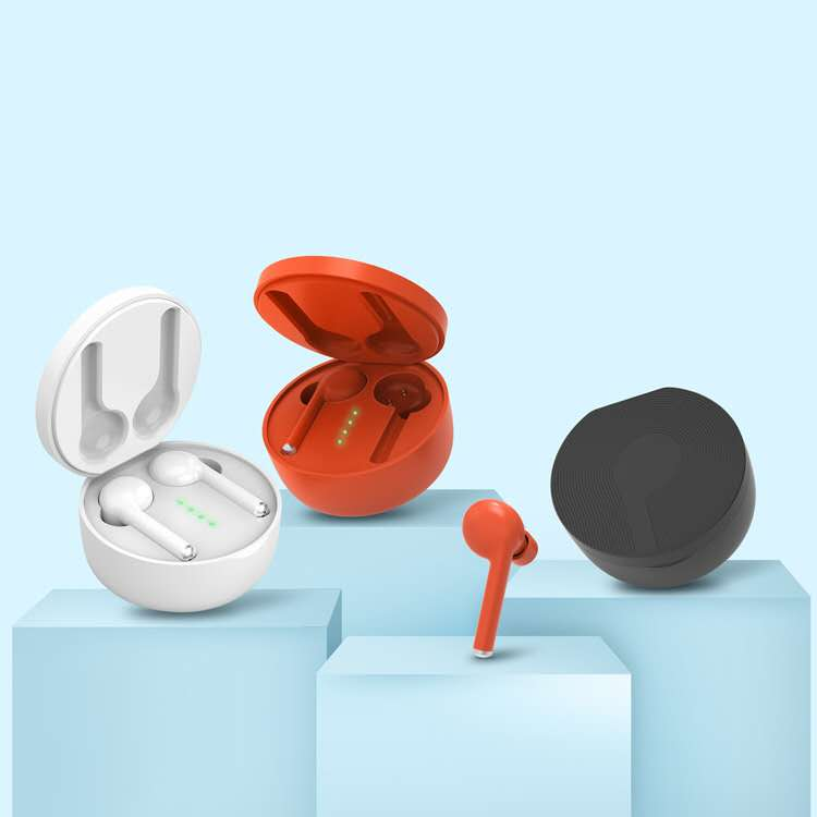 2019 bluetooth earphone best wireless earbuds tws 5.0 with handsfree 9