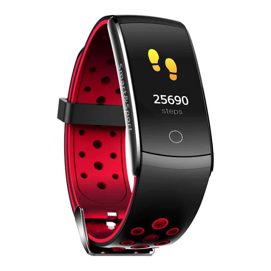 Newest Smartwatch Q8S ip68 Waterproof Heart Rate Monitor Smart Band Fitness Tracker 5