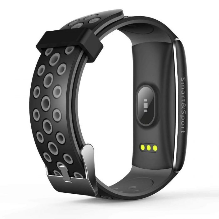 Newest Smartwatch Q8S ip68 Waterproof Heart Rate Monitor Smart Band Fitness Tracker 8