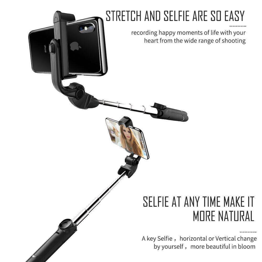 Top selling New Bluetooth Selfie Stick Mobile Phone Tripod Mount 20