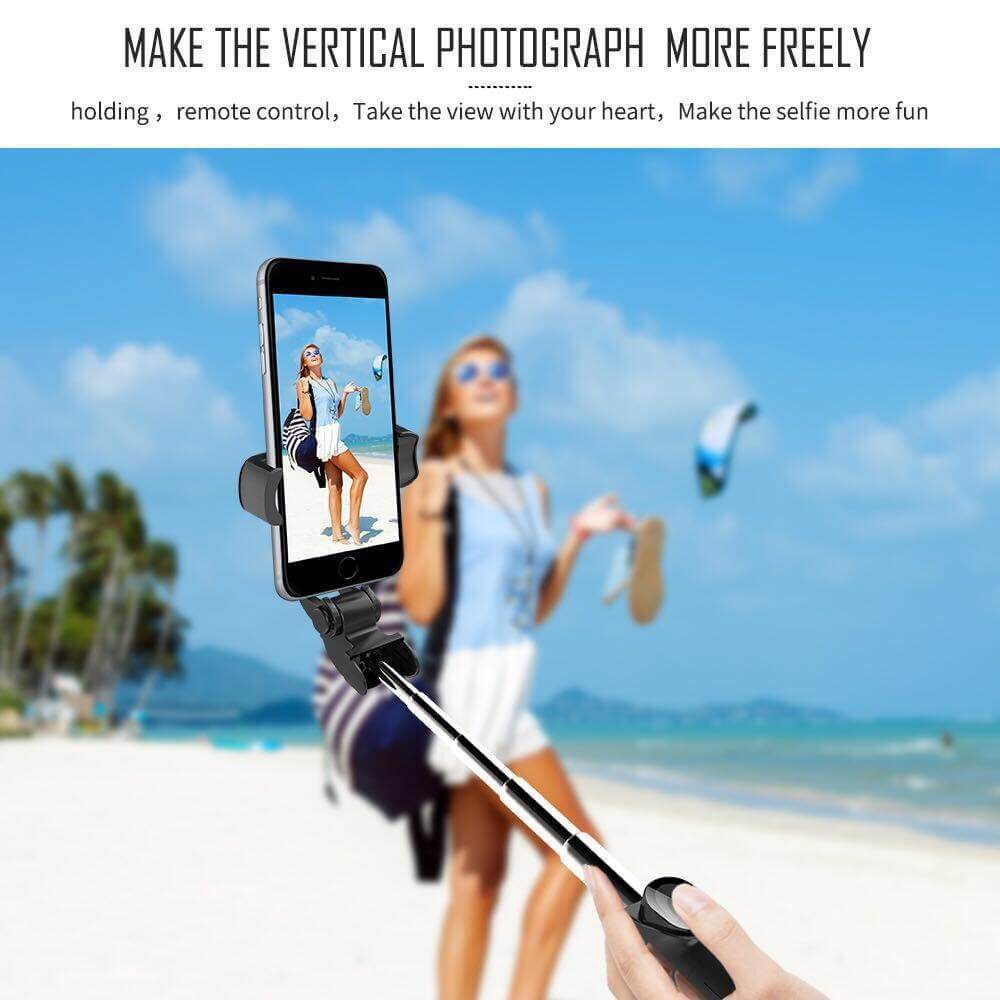 Top selling New Bluetooth Selfie Stick Mobile Phone Tripod Mount 22