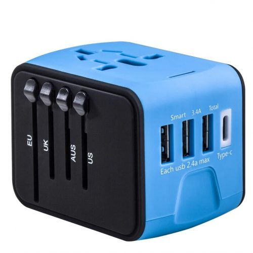 Wholesale Mobile Phone Accessory 2019 hot Universal C Type Travel Adapter USB Adapter 48