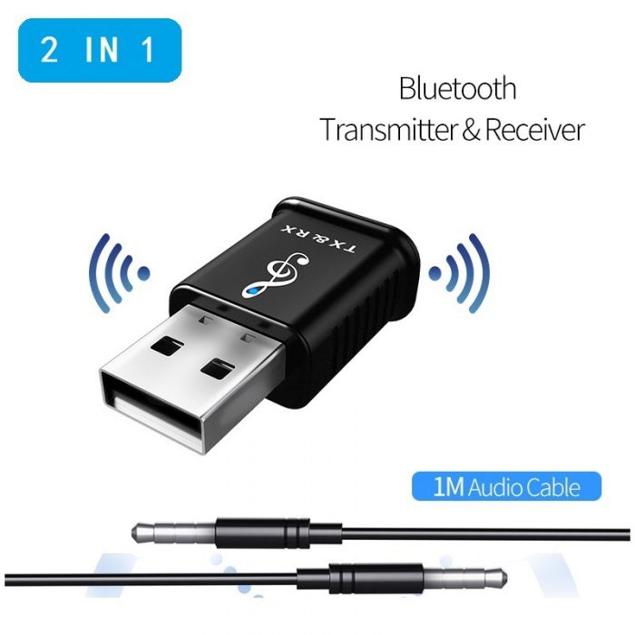 Best Selling Bluetooth Audio Transmitter and Receiver Adapter 2