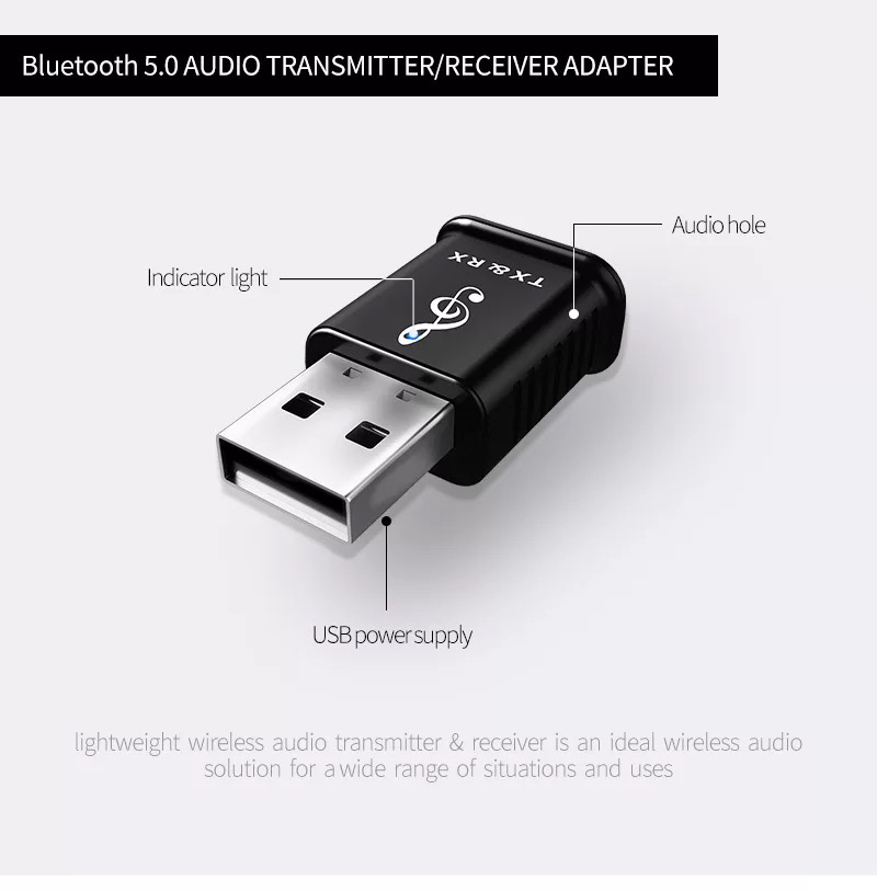 Best Selling Bluetooth Audio Transmitter and Receiver Adapter 20