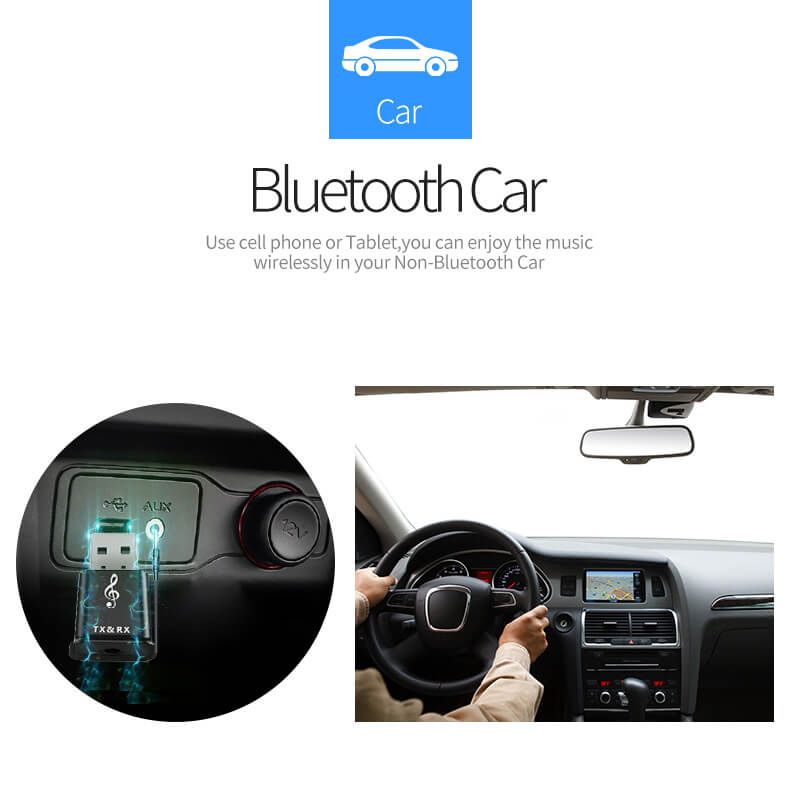 Best Selling Bluetooth Audio Transmitter and Receiver Adapter 5