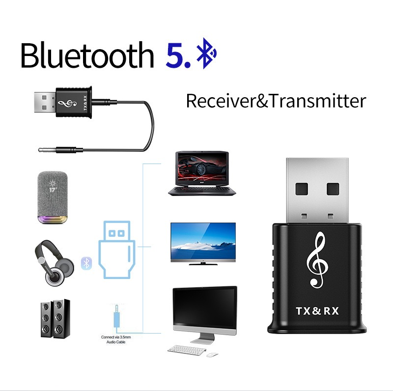 Best Selling Bluetooth Audio Transmitter and Receiver Adapter 10
