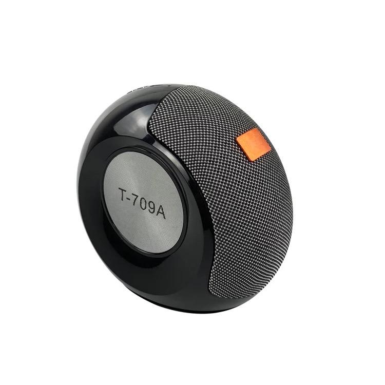 Stereo Bass FM Radio Mini Portable Wireless Bluetooth  Speaker 3