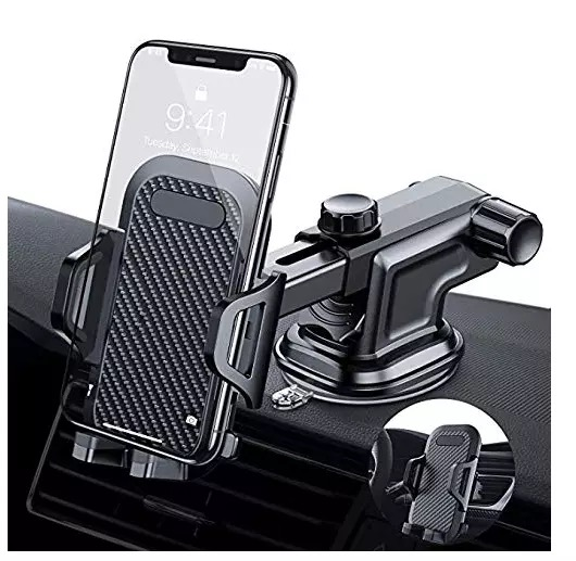 3 in 1 Universal Car Air Vent Phone Holder 2