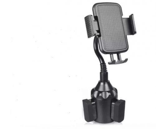 Suction cup Cell Phone Holder Universal 360 Degree Rotating Long Arm Car Mount 30