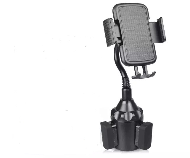 Suction cup Cell Phone Holder Universal 360 Degree Rotating Long Arm Car Mount 2