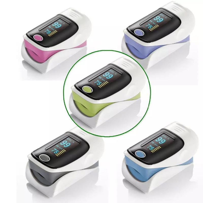 Hot-selling Finger Pulse Oximeter Medical Diagnostic Pulse Oximeter 2019 11