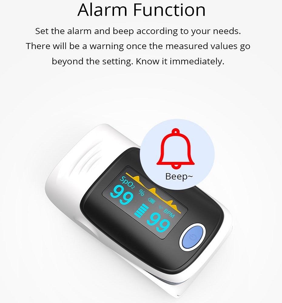 Hot-selling Finger Pulse Oximeter Medical Diagnostic Pulse Oximeter 2019 24