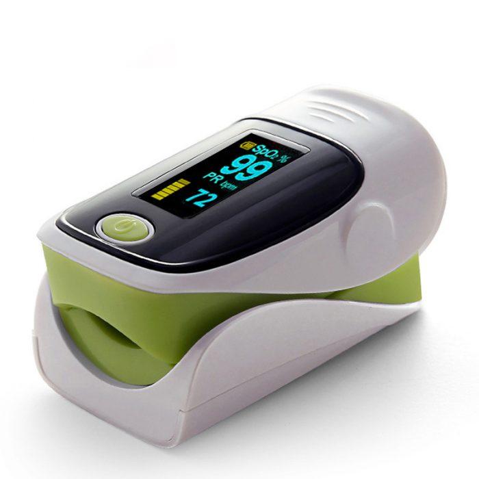 Hot-selling Finger Pulse Oximeter Medical Diagnostic Pulse Oximeter 2019 2