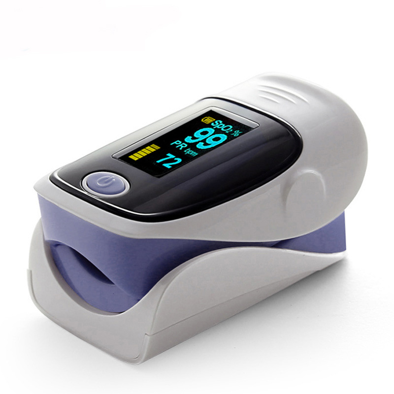 Hot-selling Finger Pulse Oximeter Medical Diagnostic Pulse Oximeter 2019 10