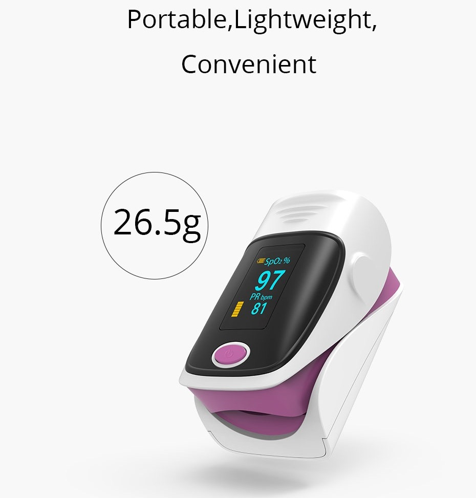 Hot-selling Finger Pulse Oximeter Medical Diagnostic Pulse Oximeter 2019 18