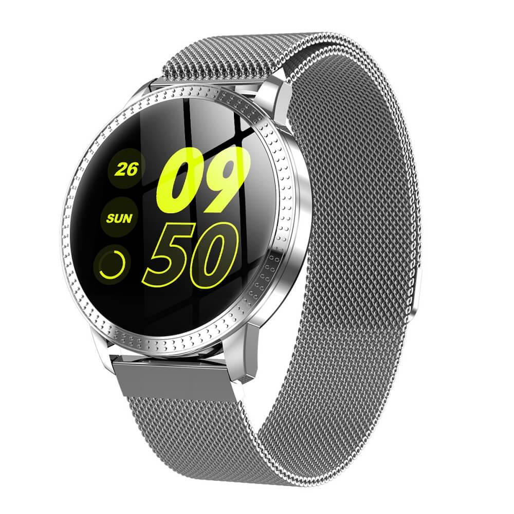 CF18 Waterproof Smartwatch Blood Pressure Monitor Smart Watch Women Band 3