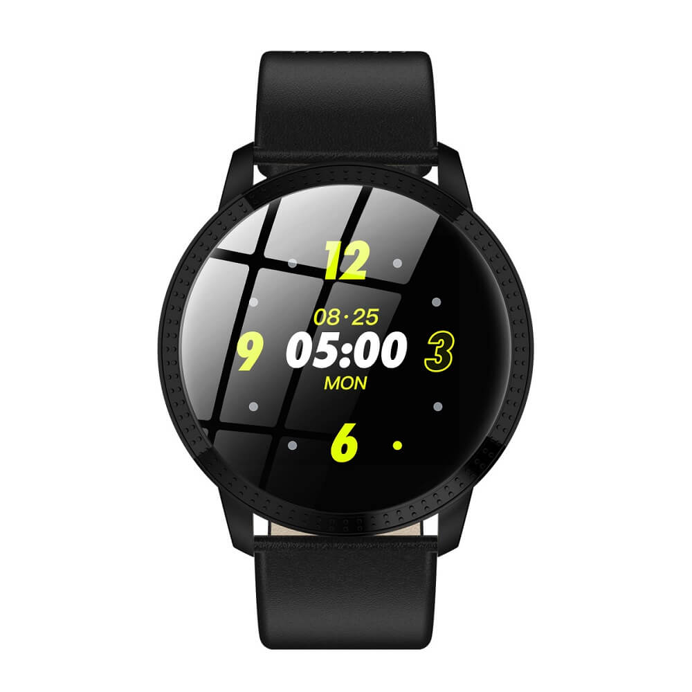 CF18 Waterproof Smartwatch Blood Pressure Monitor Smart Watch Women Band 5