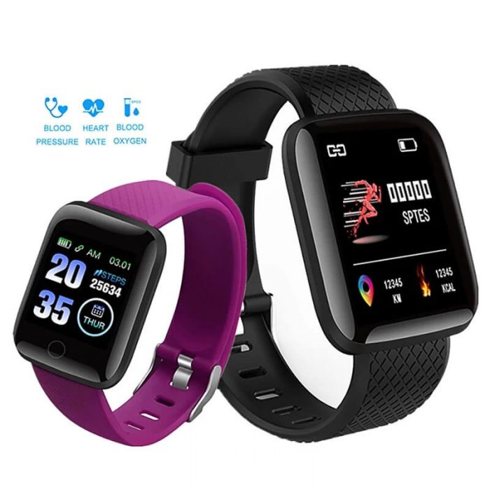 D13 Smartwatch Men Women For Android IOS Waterproof Heart Rate Tracker Sport Smart Watch 2