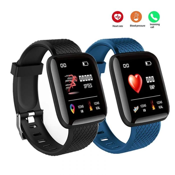 D13 Smartwatch Men Women For Android IOS Waterproof Heart Rate Tracker Sport Smart Watch 4