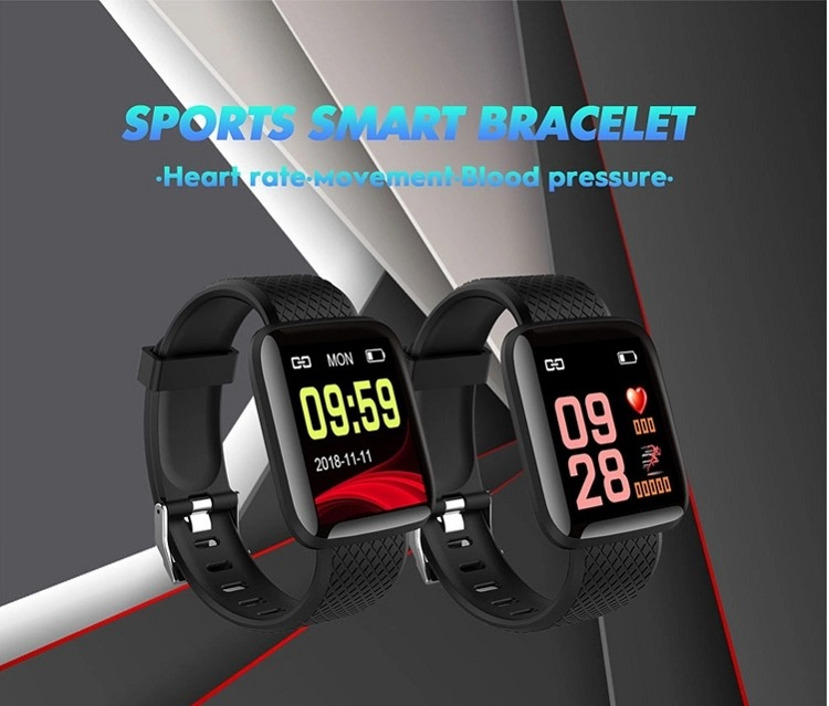 D13 Smartwatch Men Women For Android IOS Waterproof Heart Rate Tracker Sport Smart Watch 12