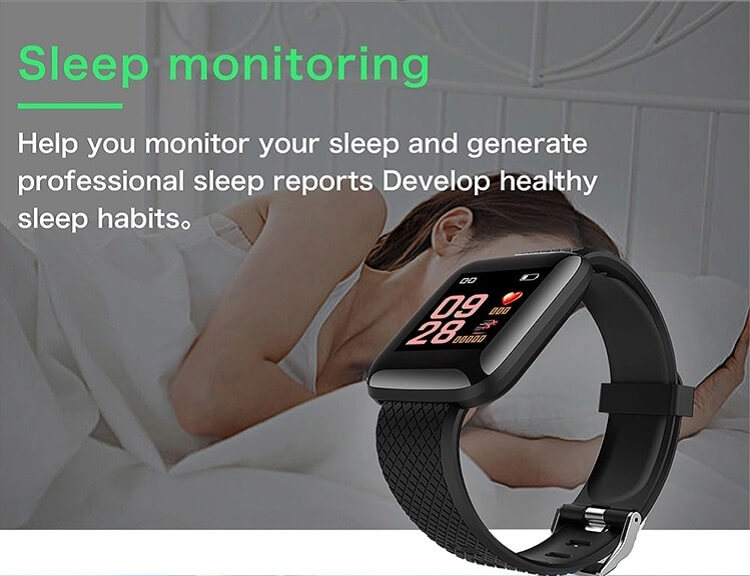 D13 Smartwatch Men Women For Android IOS Waterproof Heart Rate Tracker Sport Smart Watch 18
