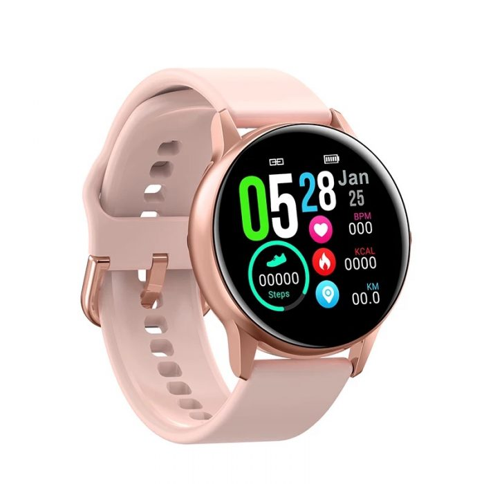 DT88 Sports Smartwatch 2020 For Android IOS Smart Watch Heart Rate Monitor 4