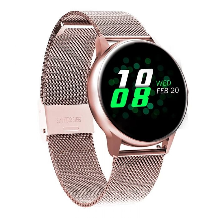 DT88 Sports Smartwatch 2020 For Android IOS Smart Watch Heart Rate Monitor 6