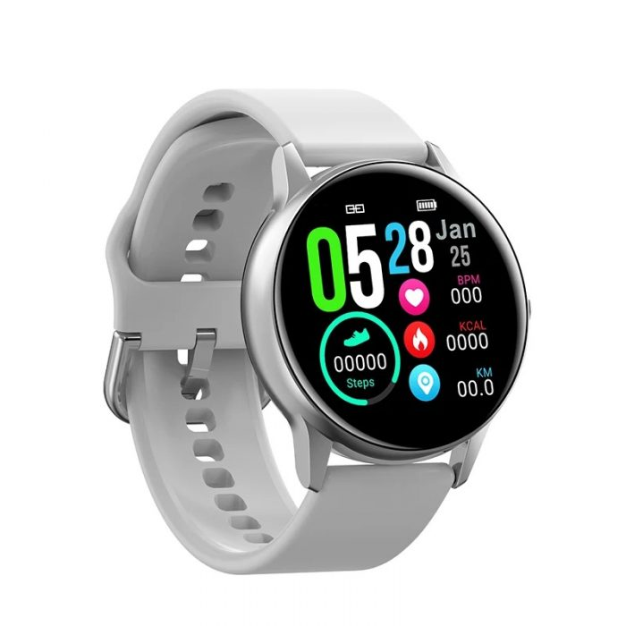 DT88 Sports Smartwatch 2020 For Android IOS Smart Watch Heart Rate Monitor 12