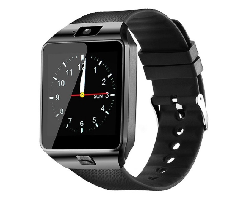DZ09 Smartwatch Cheap Mobile Phone Watch Smart Wrist Watch Phone with Touch Screen Camera 3