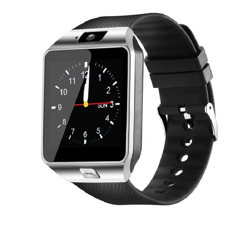 DZ09 Smartwatch Cheap Mobile Phone Watch Smart Wrist Watch Phone with Touch Screen Camera 7