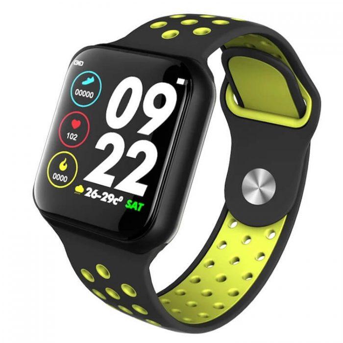 F8 Touch Screen Smartwatch Smart Bracelet Waterproof Smart watch Heart Rate Monitor 2