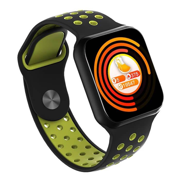 F8 Touch Screen Smartwatch Smart Bracelet Waterproof Smart watch Heart Rate Monitor 9