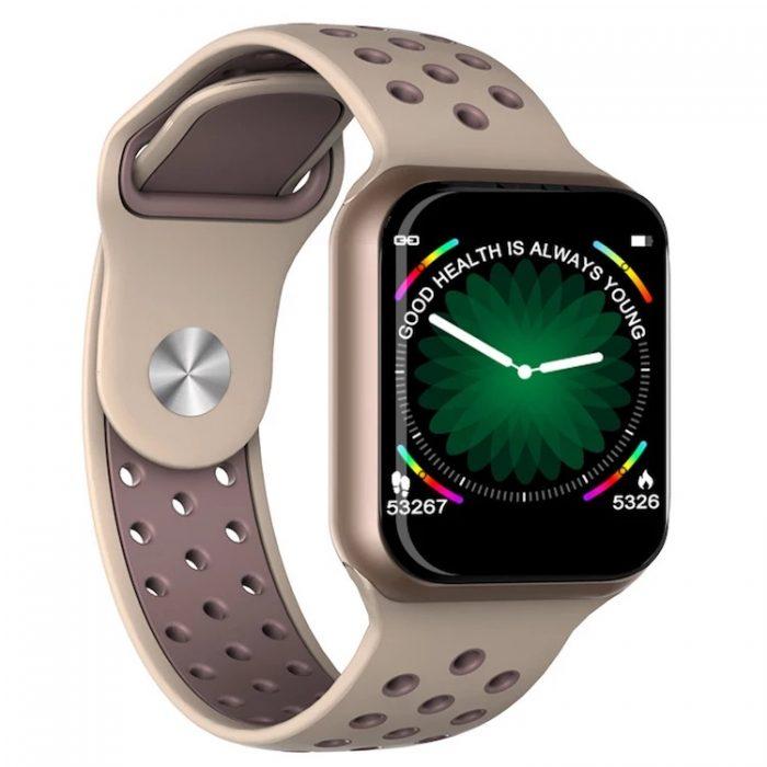 F8 Touch Screen Smartwatch Smart Bracelet Waterproof Smart watch Heart Rate Monitor 12