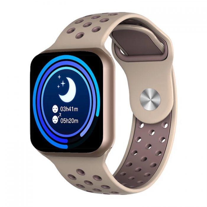 F8 Touch Screen Smartwatch Smart Bracelet Waterproof Smart watch Heart Rate Monitor 8