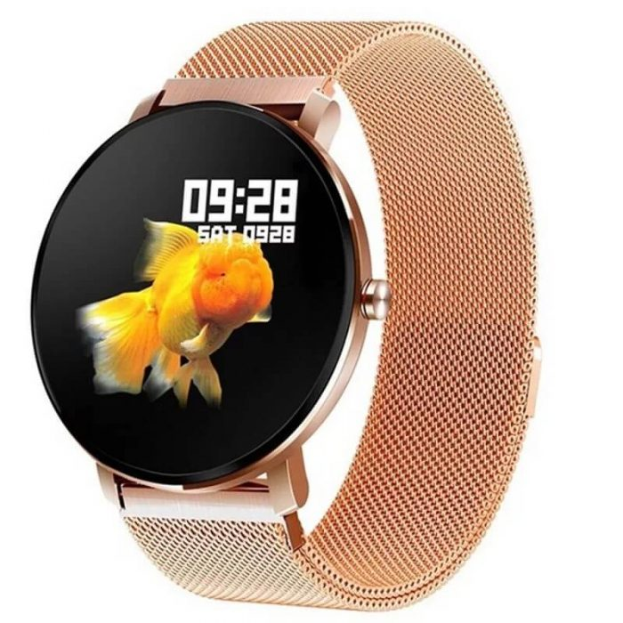 K9 Bracelet Heart Rate Smartwatch Waterproof Weather Forecast Smart Watch 2019 2